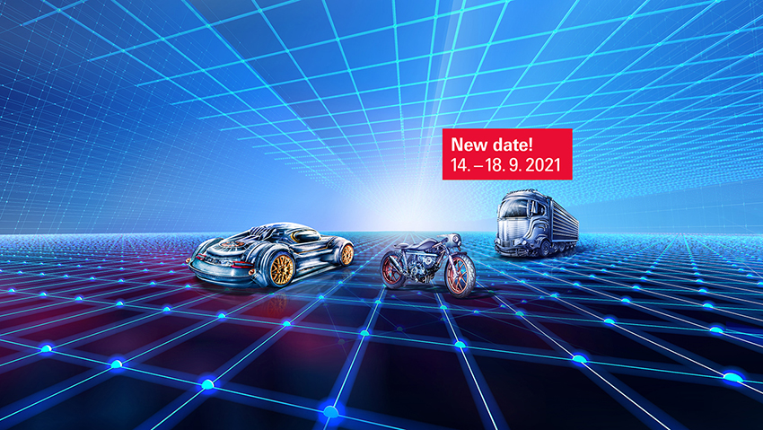 Postponed: Automechanika will take place from 14 to 18 September 2021