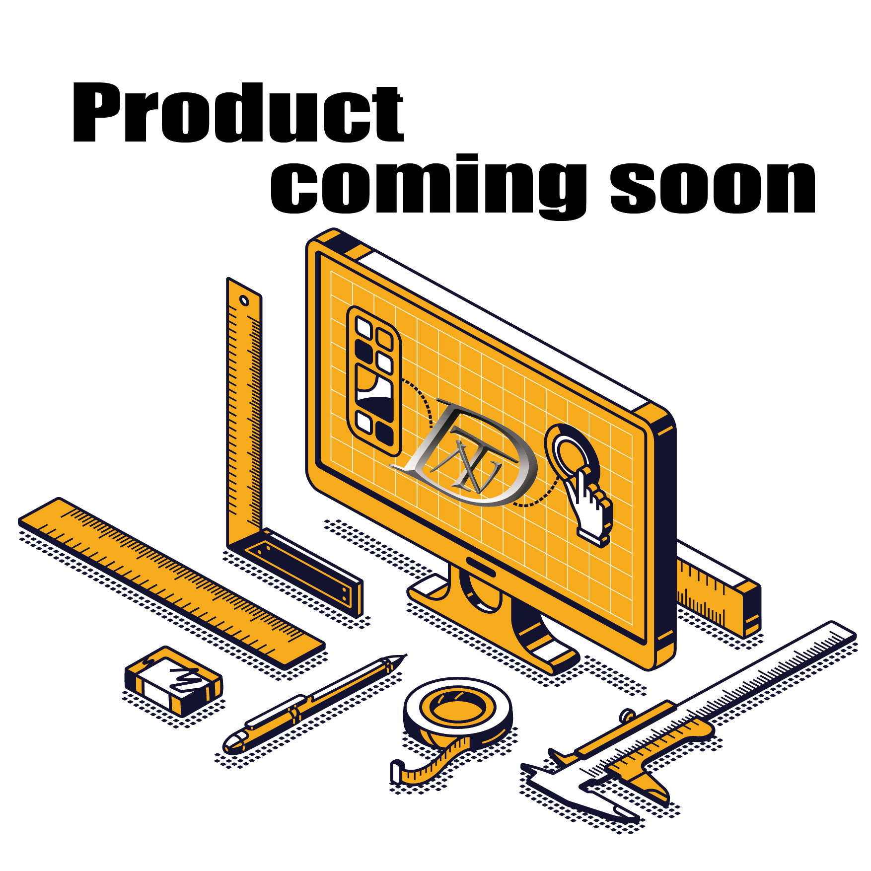 New products are being updated